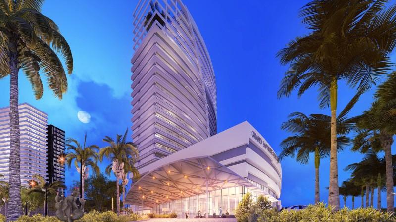 Kıbrıs İskele'de Denize 450 metre Kendi Casinosu, Su Kaydıraklı Kıbrıs'ın En Büyük Havuzuna Sahip Ultra Lüks 3+1 Dubleks Rezidans