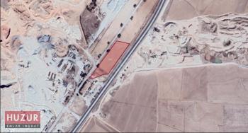 ANKARA YOLU ÜZERİ CADDEYE CEPHE 17.846 m2 MÜSTAKİL SATILIK TARLA