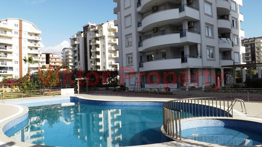 Apantment in Avsallar 2+1 fully furnished