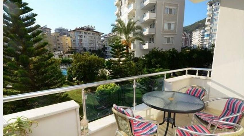 Apartment in Cikcilli 1+1 fully furnished
