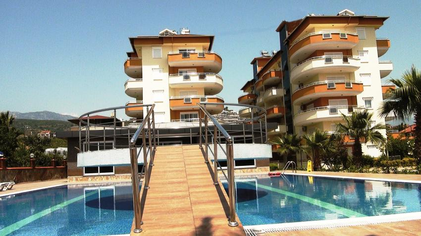 Apartments in Alanya Demirtas 2+1, 3+1 and penthouses from 52.000 to 89.000 €