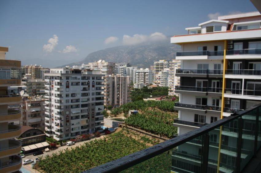 Apartments suitable for investment in Mahmutlar Alanya