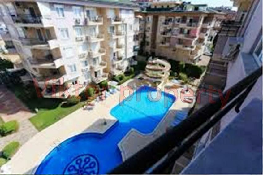 Apartment in Alanya Oba 4+1 penthouse