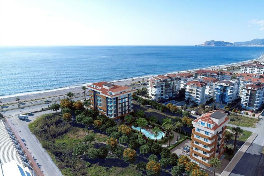 EMARİNE RESİDENCE 1+1/2+1/3+1 prices from 145000€