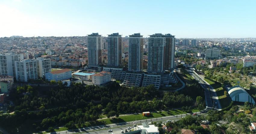 Residence apartments in Istanbul, Eyup