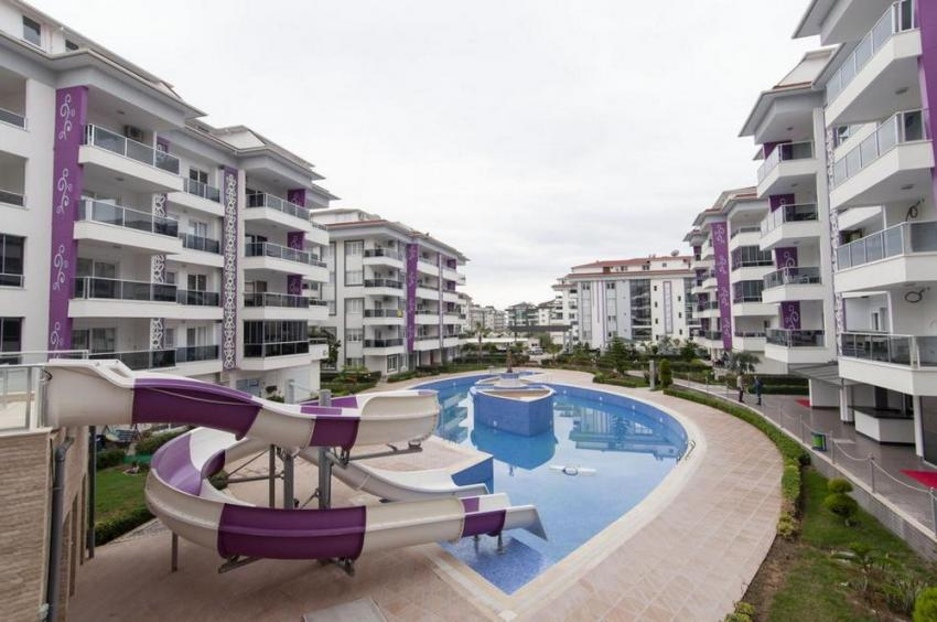 Luxurious Apartments Close to the Beach in Kestel Alanya