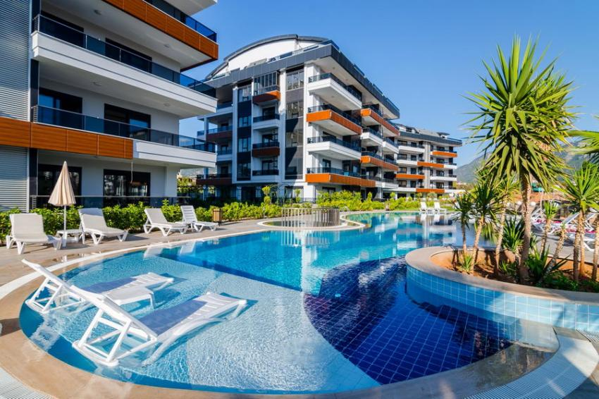 Excellent Penthouse For sale İn Oba-Alanya