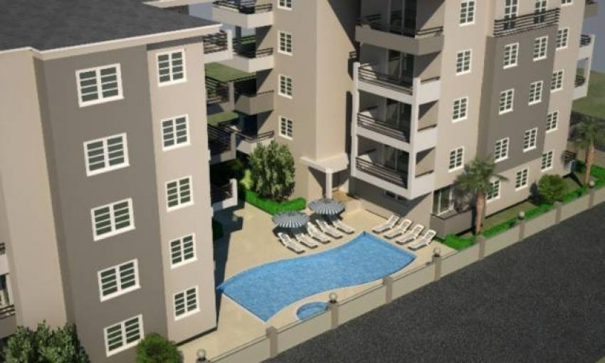 Apartments in Oba 1+1