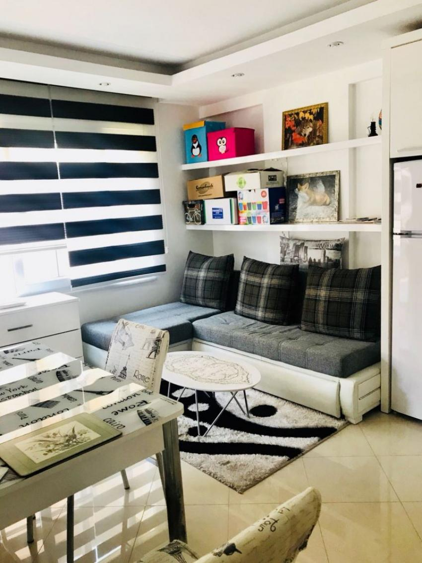 Oba 1+1 fully furnished apartment